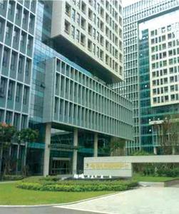 南京建设新城科技园